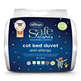 Silentnight Safe Nights Toddler Duvet and Pillow Bed Set