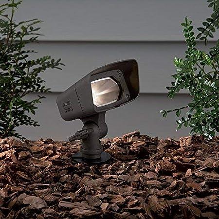Portfolio Specialty Textured Bronze Low Voltage 4.5-watt LED Spot Light 20w Equivalent