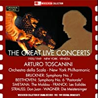Great Live Concerts by Arturo Toscanini (2013-10-03)