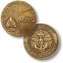Northwest Territorial Mint Naval Station Rota Spain