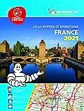 Atlas Routier France 2021 Plastifié