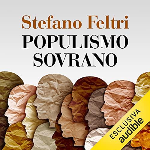 Populismo sovrano copertina