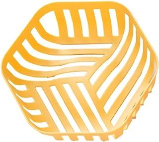 Panier de vidange de fruits Outil de nettoyage de légumes Panier de vidange Rack de rangement pliant Accessoires de cuisin...