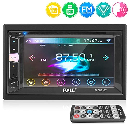 Double Din DVD Car Stereo Player...