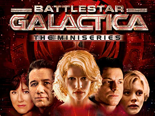 Battlestar Galactica - The Mini Series