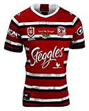 DangLeKJ 2020-2021 Sydney Coq Rugby Jersey, T-Shirt de Football, New Edition commémorative Rugby T-Shirt (Color : 2, Size : 3XL)