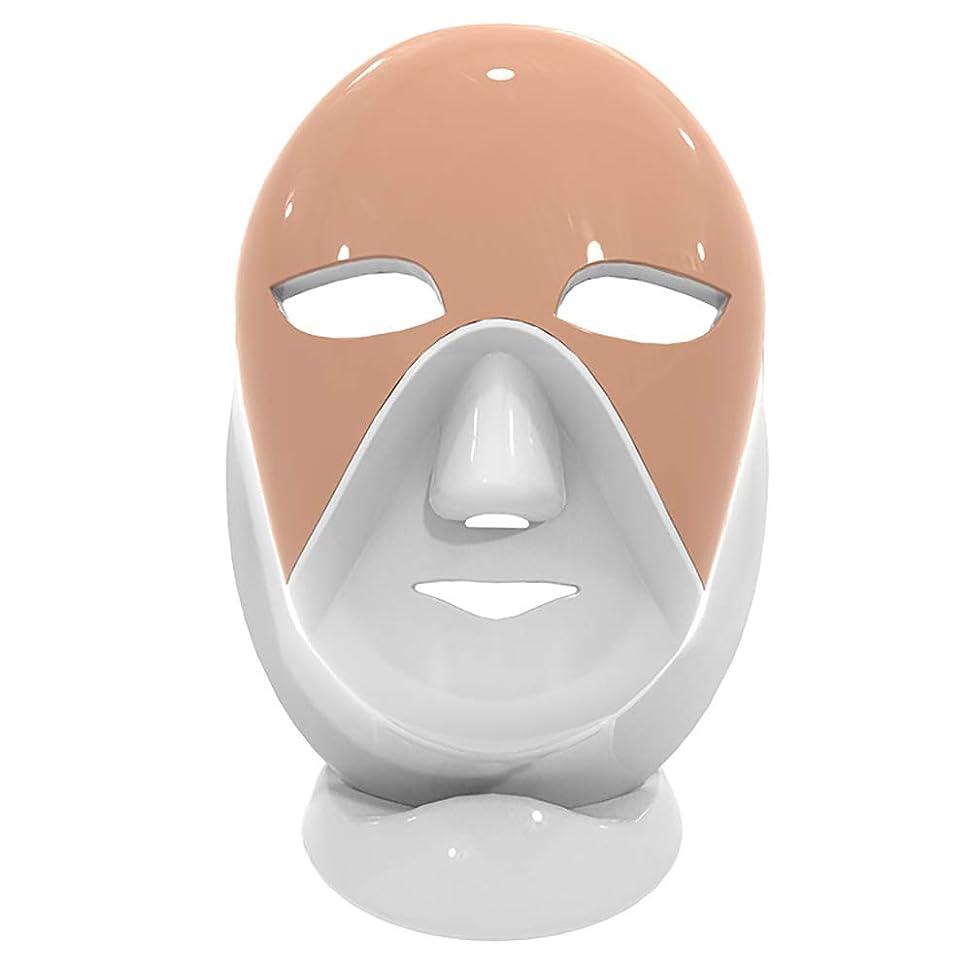 不承認忘れっぽい予定7色LEDのマスクの光子ライト皮の若返り療法の顔のスキンケアのマスク