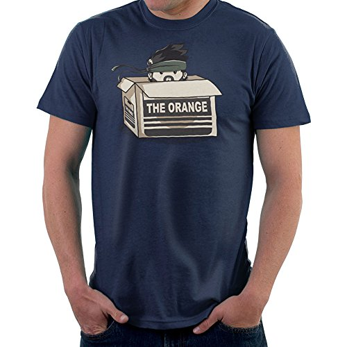 Solid Snake The Orange Metal Gear Solid Men's T-Shirt