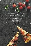 La recette d'une bonne pizza ? Une bonne pâte moelleuse: Carnet de note « Mon petit carnet » | Carnet de recette de cuisine | Livre de recueil pour ... 6x9 po | 15,24 cm x 22,86 cm | Made In France