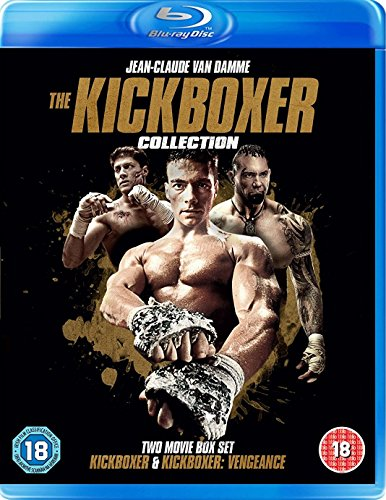 The Kickboxer Collection [Blu-ray] [UK Import]