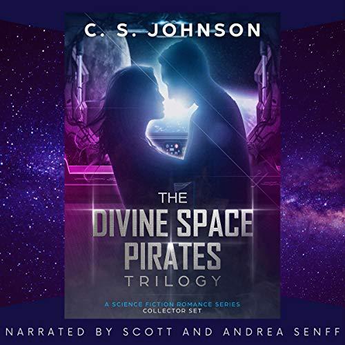 The Divine Space Pirates cover art