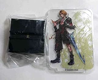 Final Fantasy Dissidia NT LED Flash Plate Tidus USJ 2018 Limited Game F/S
