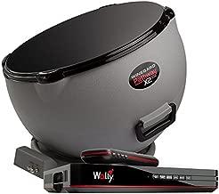 Winegard Pathway X2 PA6002R Satellite TV Antenna and DISH Wally Receiver Bundle (Dual Arc, 2 TV Viewing)