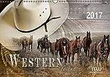 Western-Feeling (Wandkalender 2017
