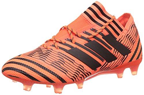adidas Unisex-Erwachsene Nemeziz 17.1 FG BB6079 Sneaker, Orange Naranja Narsol Negbas Rojsol, 42 2/3 EU