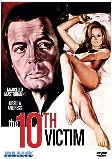The 10th Victim by Blue Underground by Elio Petri