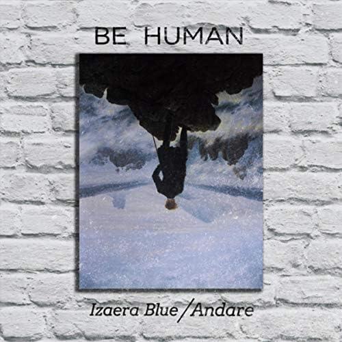 Izaera Blue feat. Andare