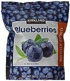 Kirkland Signature whole Dried Blueberries, 1 LB 4 Oz