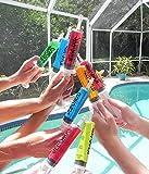 Jello Shot Syringes 32-Pack, Medium (up to 2oz),...