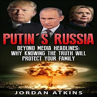 Putin's Russia cover art