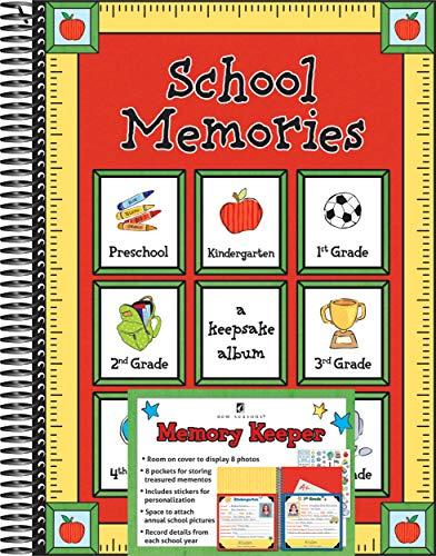 School Memories Pocketful of Memories - Preschool to 6th Grade - PI Kids