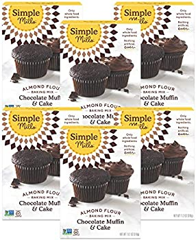 6 Count Simple Mills Almond Flour Baking Mix