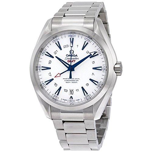 Omega Seamaster Aqua Terra GMT Titanium Automatic Mens Watch 231.90.43.22.04.001