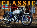 Classic and Vintage Motorcycles 2021 Wall