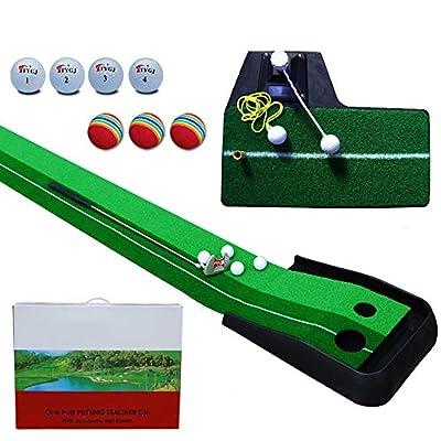 CKCY Golf Putting Mat