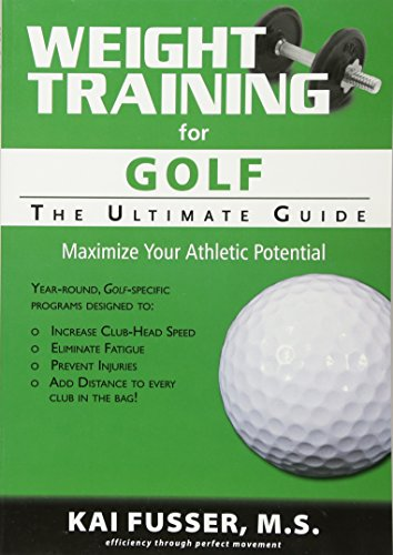 Best Weight Training For Golf