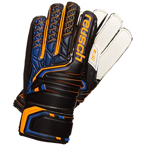 Reusch Attract Sg Open Cuff Finger Support Junior Keepershandschoenen voor kinderen