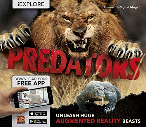 Predators: Unleash Huge Augmented Reality Beasts (iExplore)