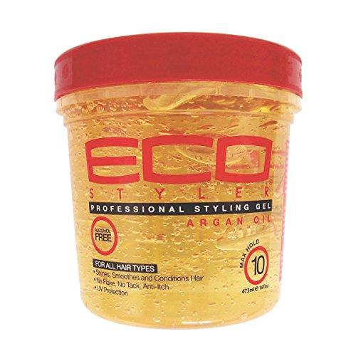 Eco Styler - Gel coiffant huile d'argan marocaine - 473 ml