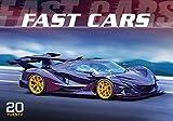 Fast Cars 2020 - Der Sportwagenkalender - Bildkalender quer (49 x 34) - Auto-Kalender - Technikkalender - Wandkalender - ALPHA EDITION