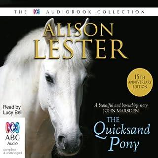 The Quicksand Pony cover art