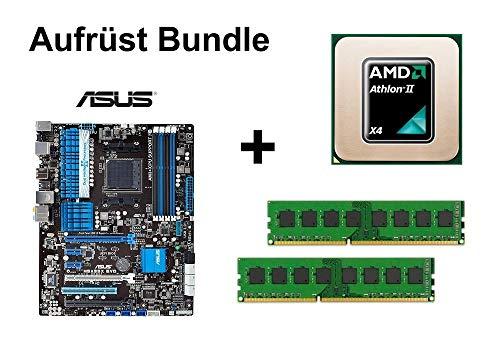 Aufrüst Bundle - ASUS M5A99X EVO + Athlon II X4 640 + 32GB RAM #55857