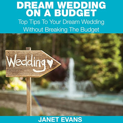 Dream Wedding on a Budget audiobook cover art