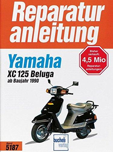 Yamaha XC 125 Beluga (ab 1990) (Reparaturanleitungen)