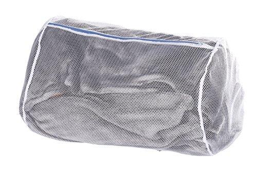 WENKO 63059100 Decken-Wäschenetz, Polyester, 42 x 54 x 42 cm, Weiß