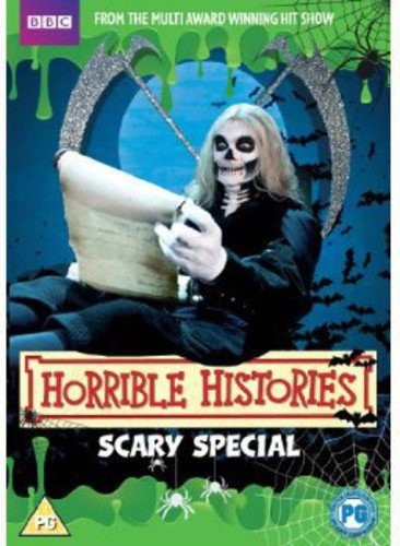Horrible Histories - Scary Halloween Special [Reino Unido] [DVD]