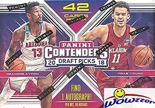 2018 panini contenders basketball