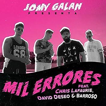Mil errores (feat. Chris Lafaurie, Barroso & David Deseo)