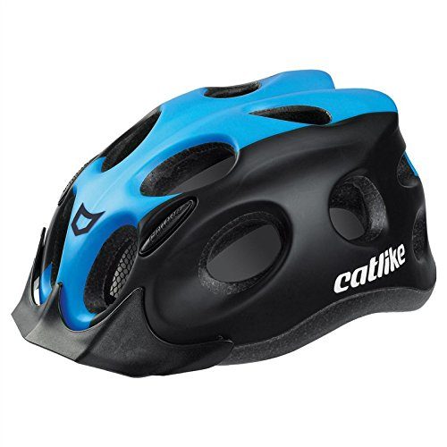 Catlike Tiko Black-Blue Casco 2015