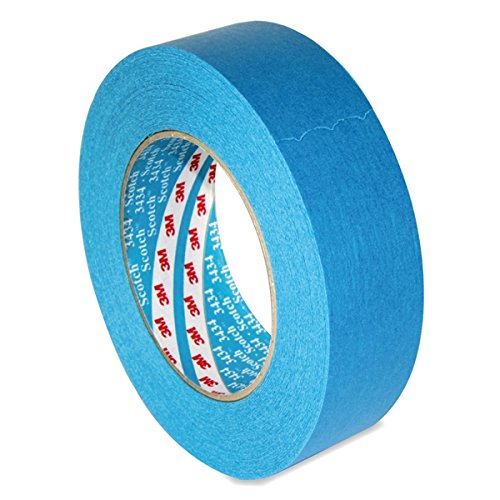 3M Scotch® 3434 Abdeckband blau 110°C, 36mm x 50m 07898