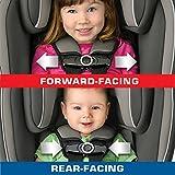 Image of Chicco NextFit Convertible Car Seat, Matrix