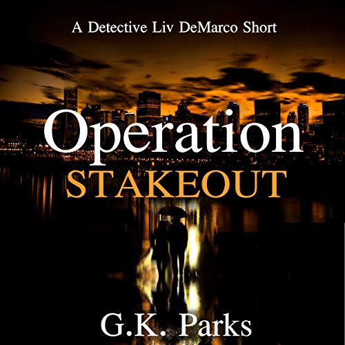 Operation Stakeout  By  cover art