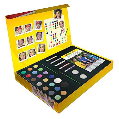 Snazaroo Ulitimate Kinderschminken 36 Teiliges Set