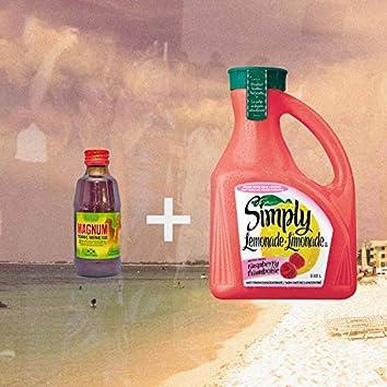 Magnum + Lemonade Freestyle