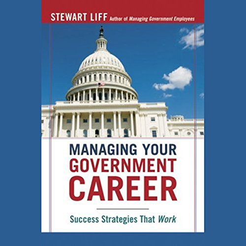 Managing Your Government Career audiobook cover art