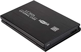 Hard Disk Case, Aluminium Alloy Hot Swapping USB3.0 Shock-Resistant Computer Accessories, Office for Desktop Computer Home